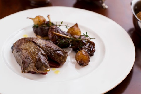 London's best restaurants for grouse and game