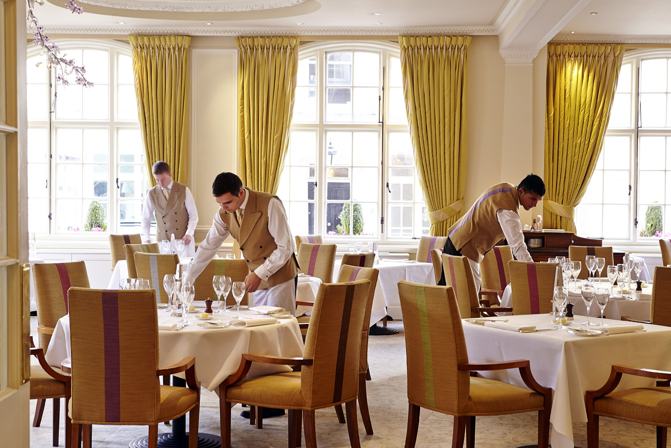 The Goring Dining Room May 2015 2
