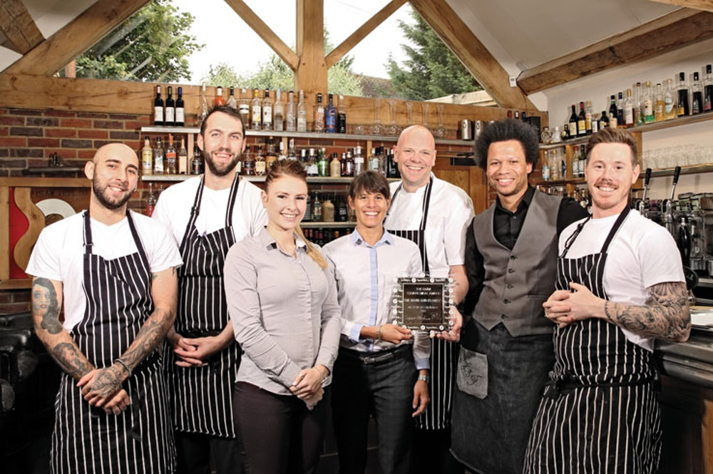 UK Restaurant of the Year 2015