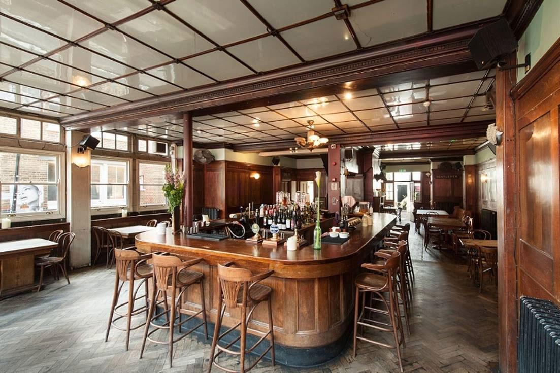 London restaurant bar pub