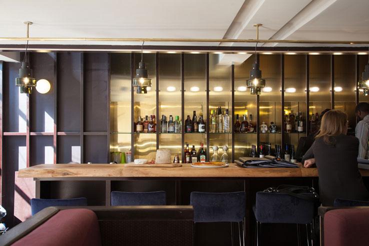 The Truscott Cellar London wine bar Hampstead