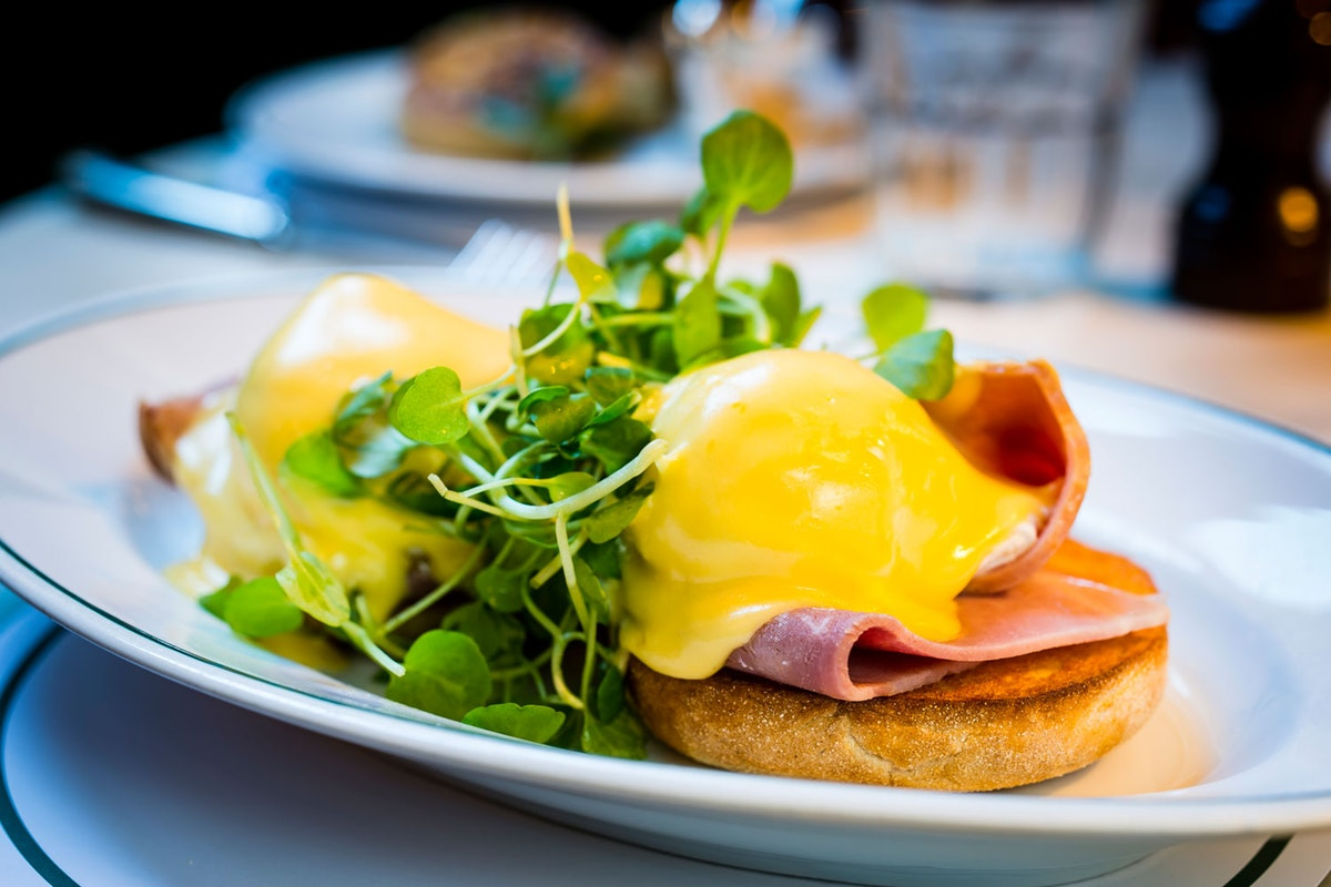 The best breakfast and brunch restaurants for National Egg Week