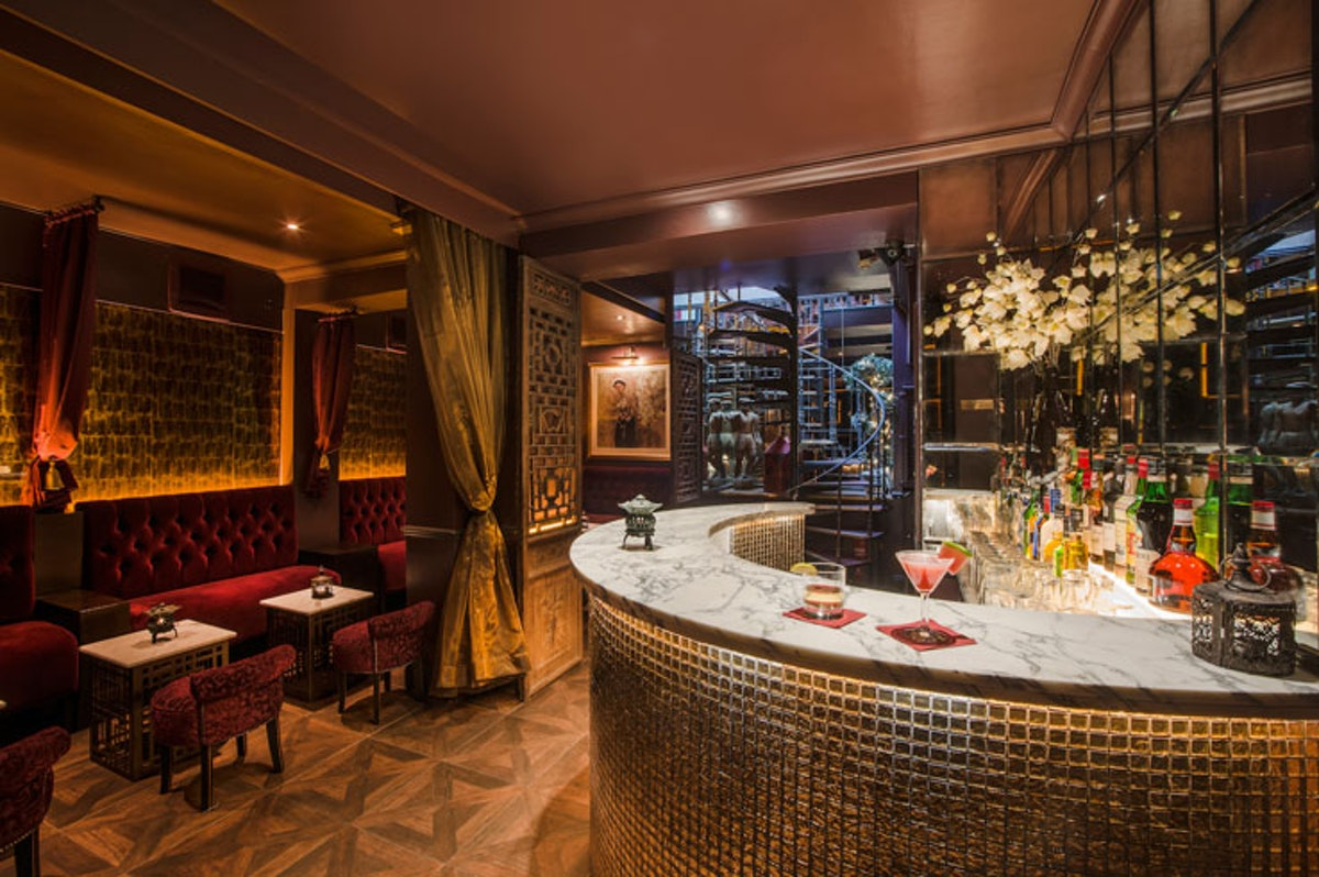 London bar round-up July 2015