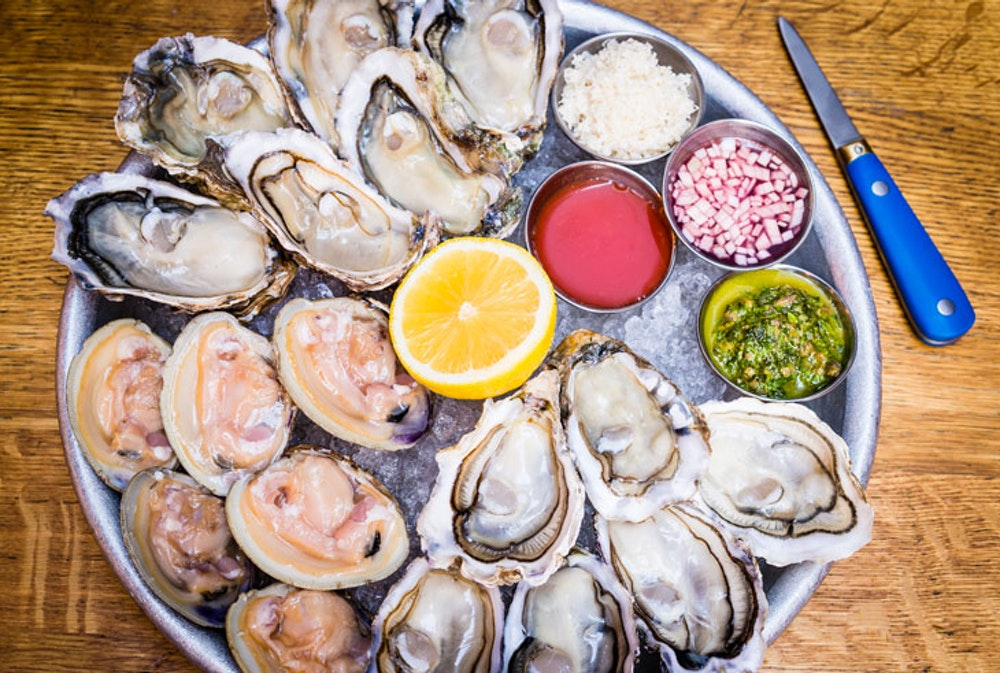 Get shucked: oyster season is here