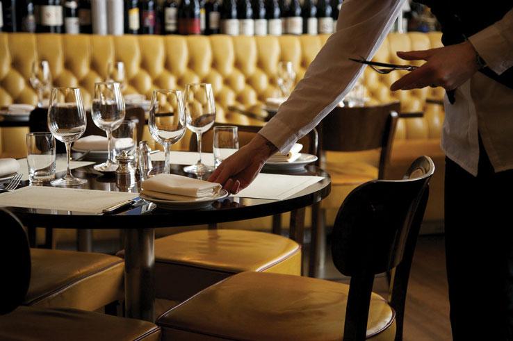 The Seahorse restaurant Devon