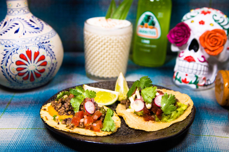 Tienda Roosteria haggis tacos