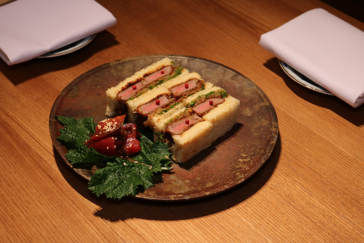 This London restaurant is selling a £150 Christmas sandwich