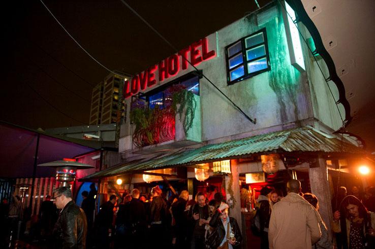Tokyo Nights London Night Tales pop up street food festival