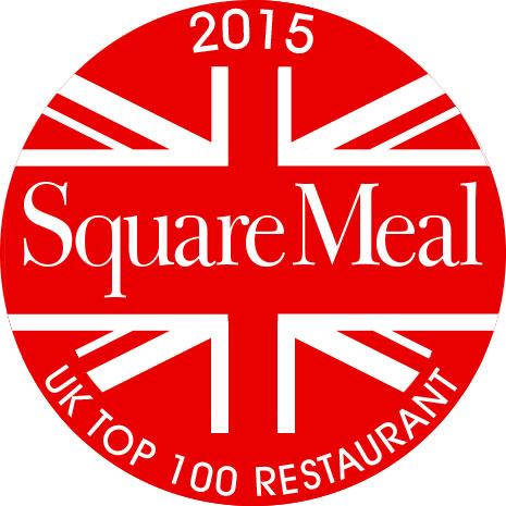 100 best restaurants in the UK 2015