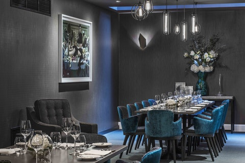 Nine of the best private dining rooms in the City
