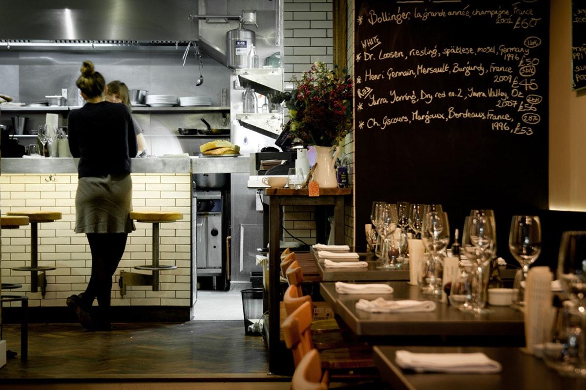 Best new restaurants of 2012
