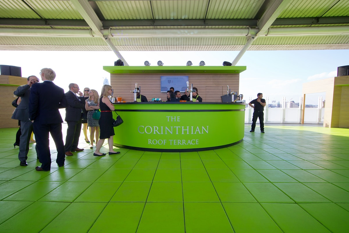 Revamped Rooftop At The Kia Oval
