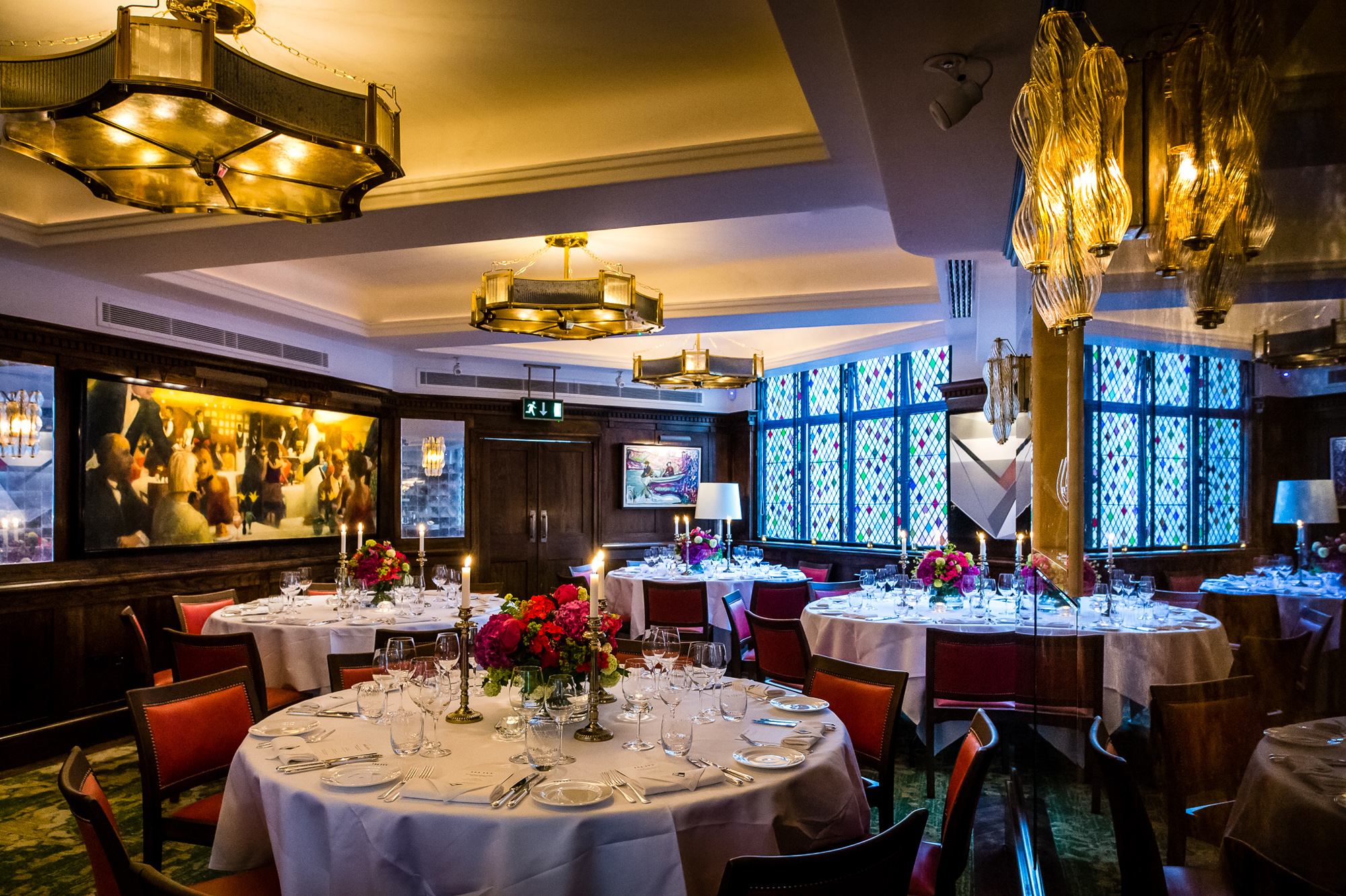 The Ivy Private Room - dining