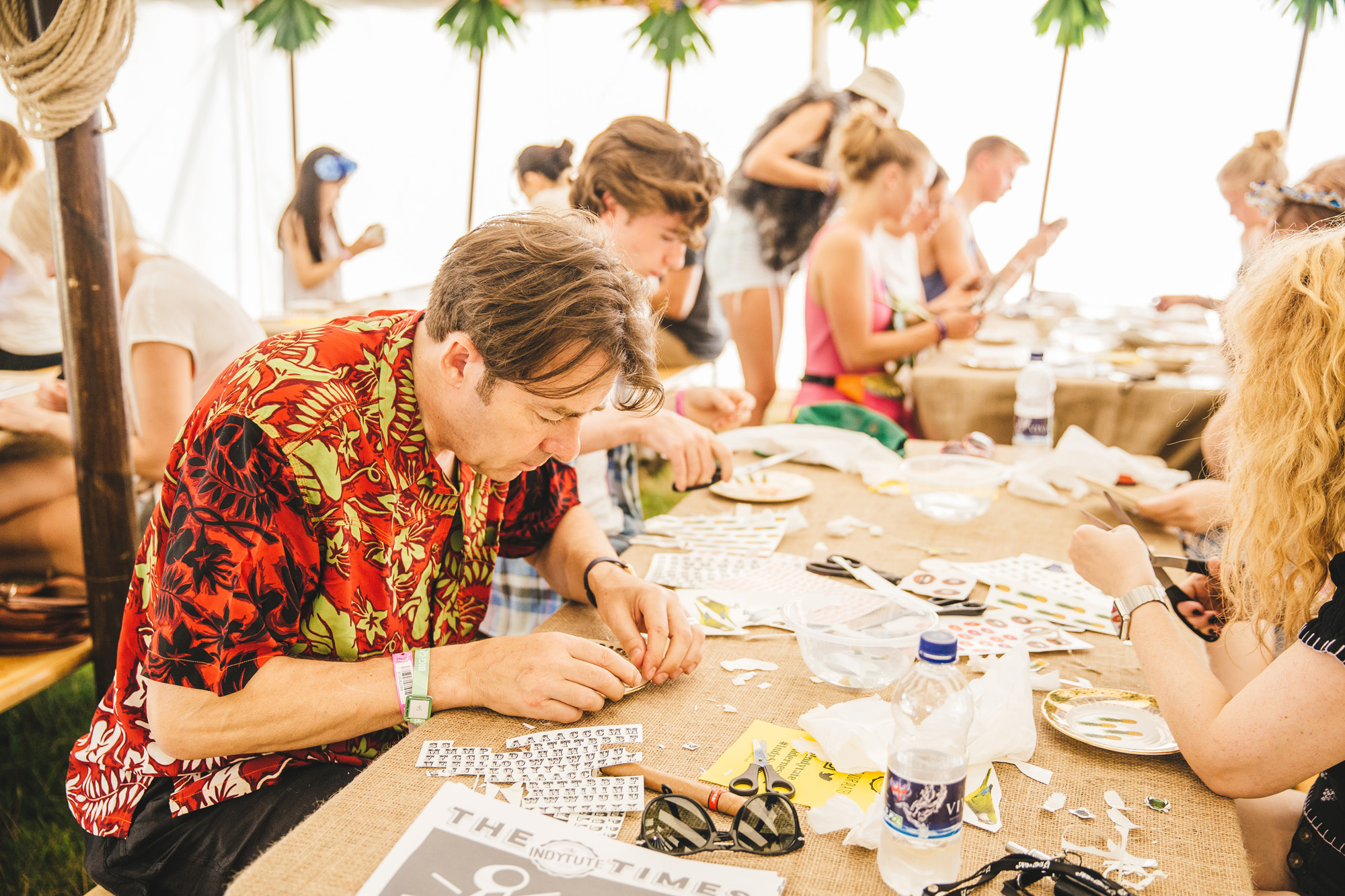Event review Wilderness Festival 2015 - crafts