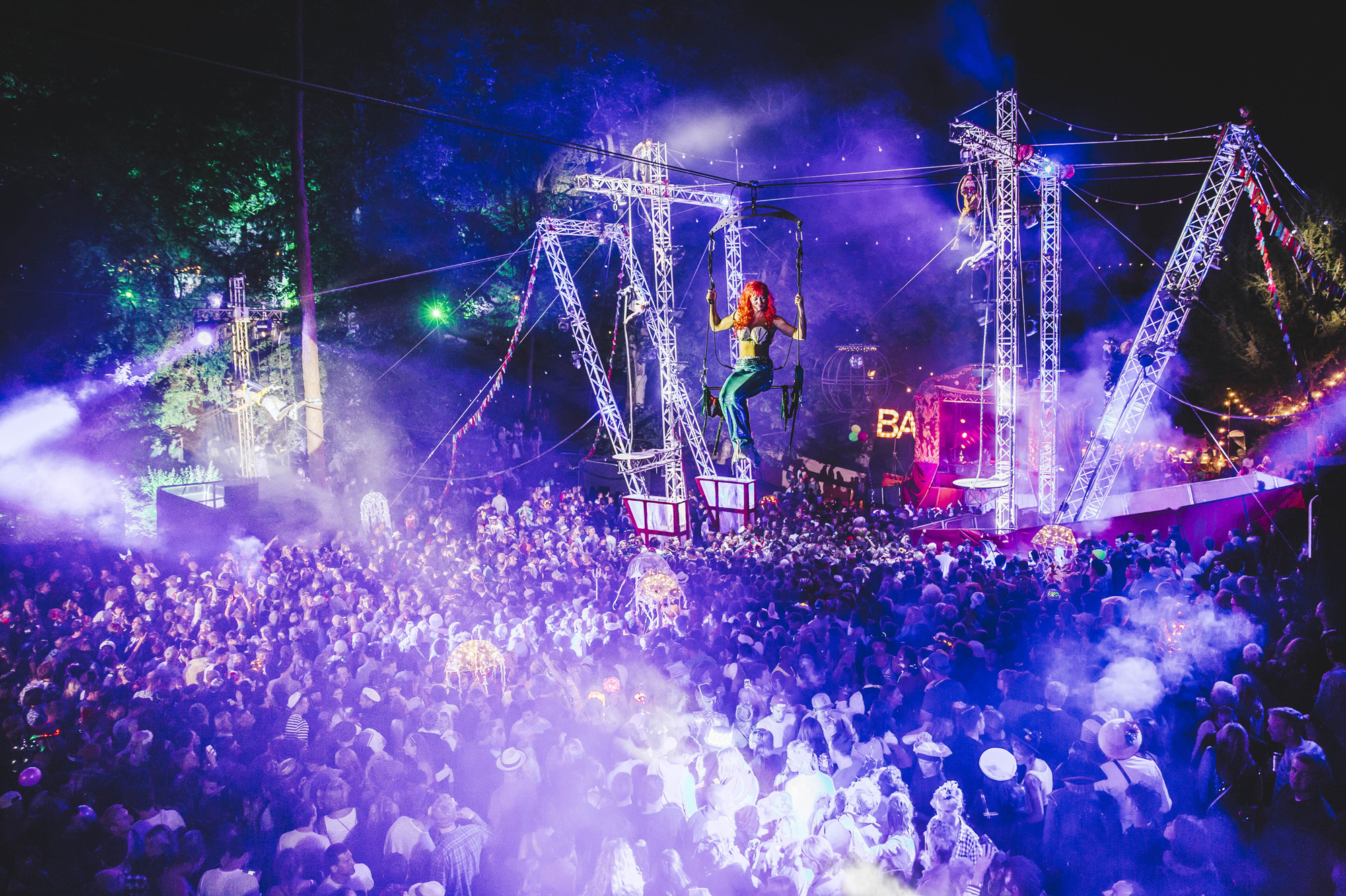 Event review Wilderness Festival 2015 - the valley