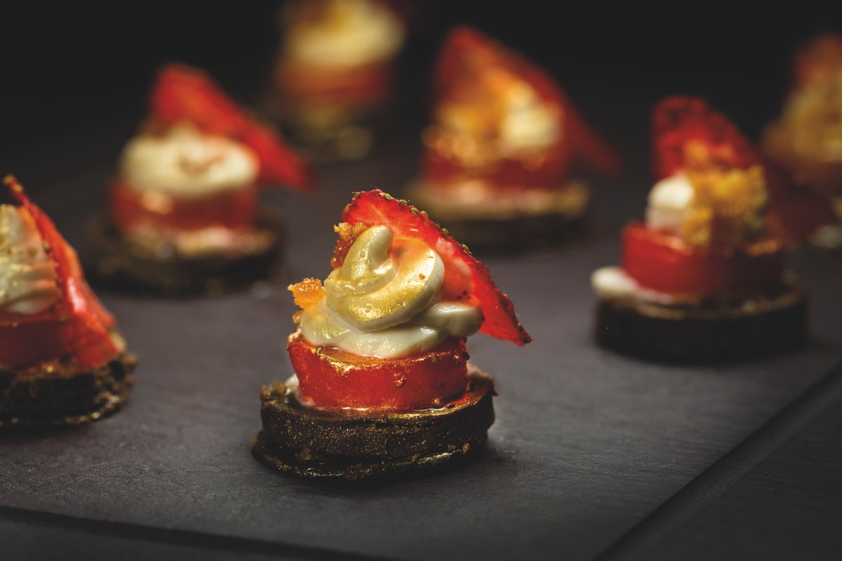 Event review: Square Meal Canapé Cup 2015