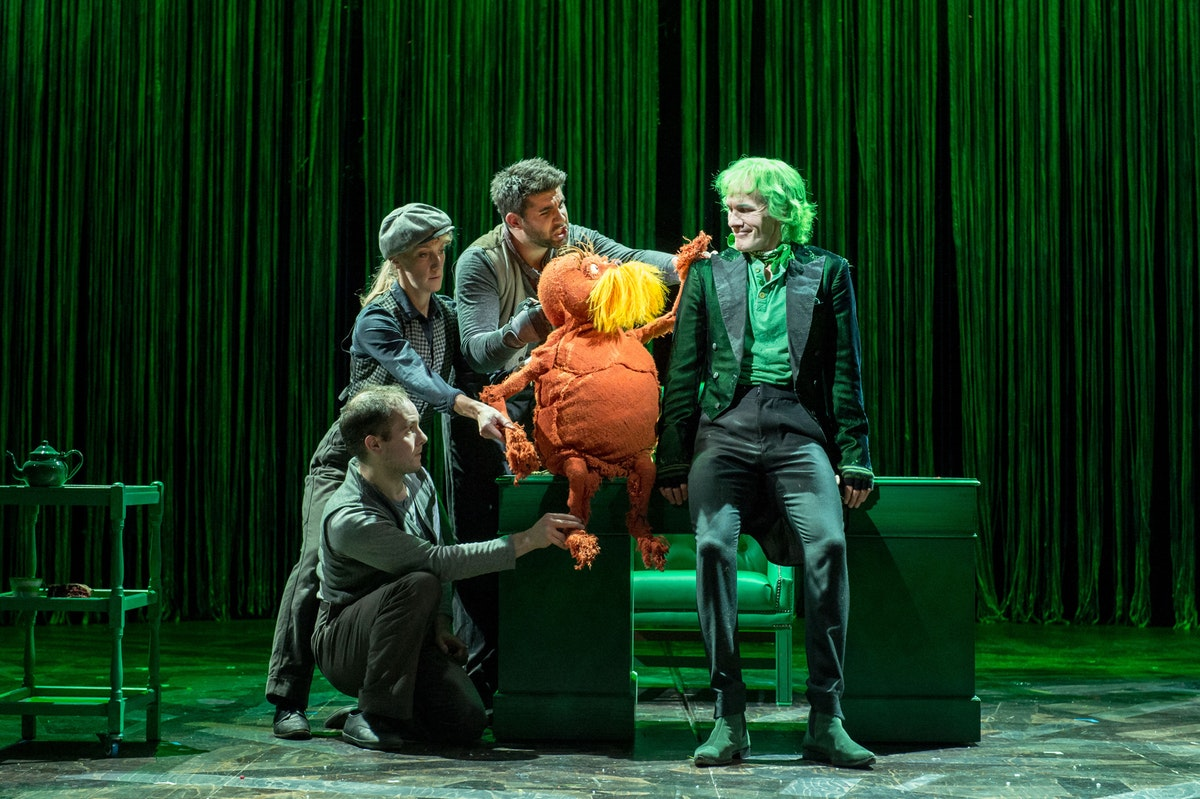 Theatre review: Dr Seuss's The Lorax, The Old Vic