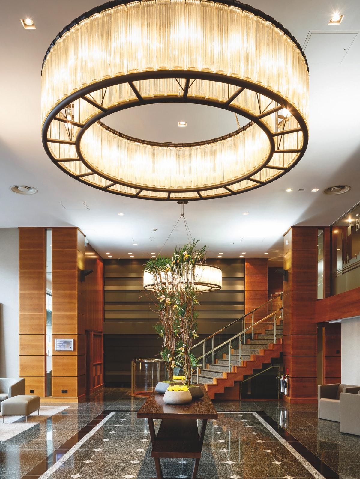 Venue focus: Royal Garden Hotel