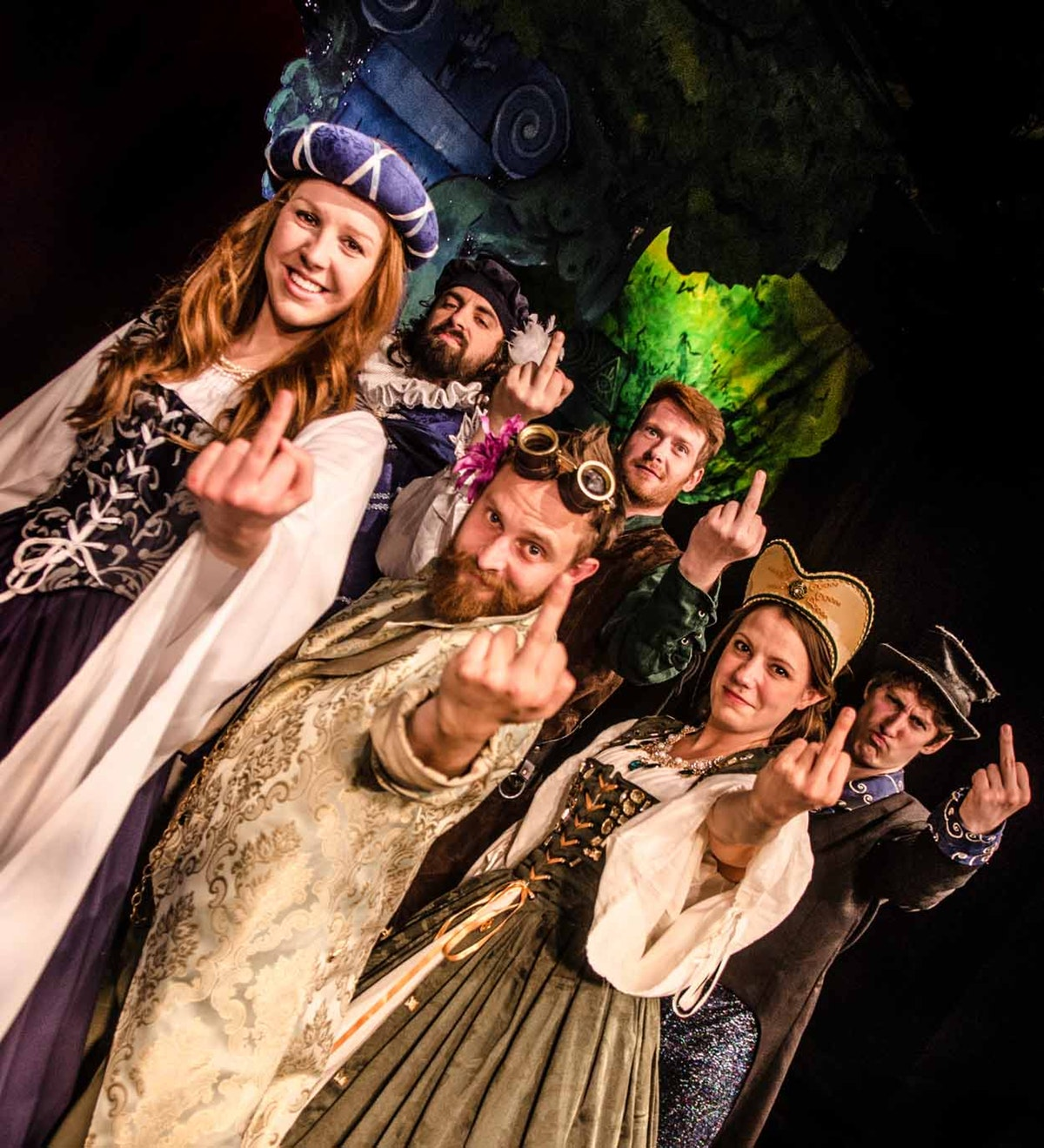 Theatre review: Shitfaced Shakespeare Leicester Square Theatre