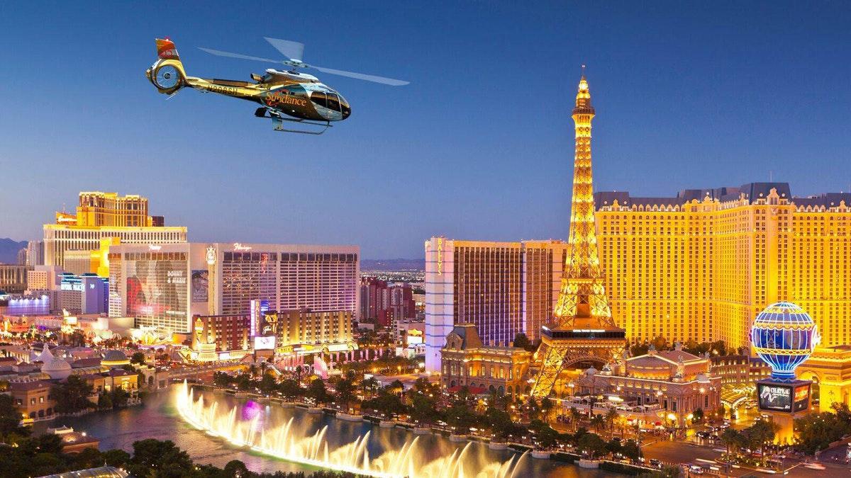Destination focus: Fabulous Las Vegas
