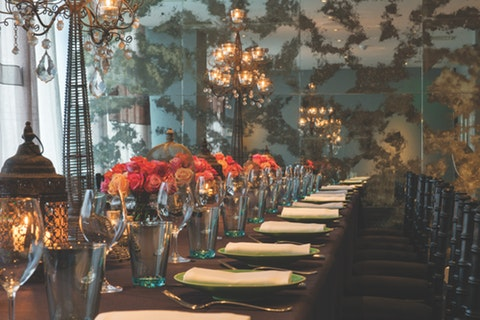 Food for thought: restaurants with private rooms for Christmas parties