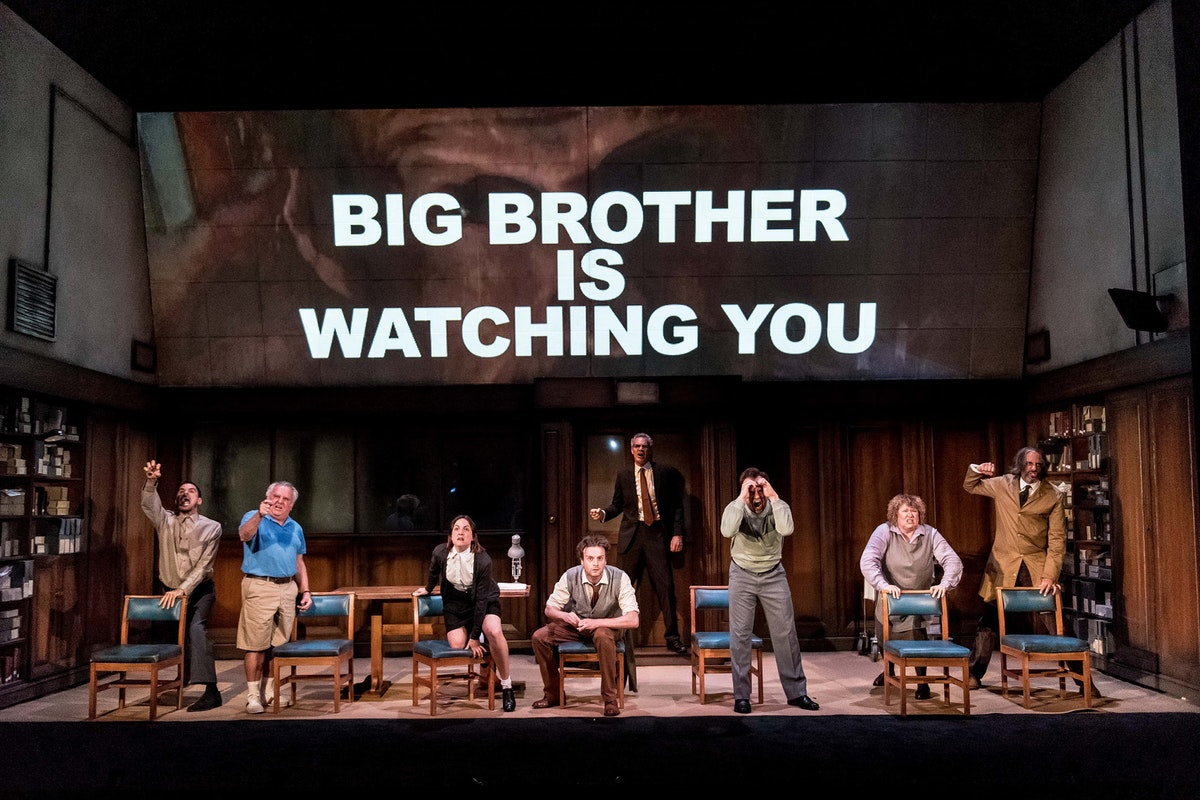 Theatre review: 1984, Playhouse Theatre