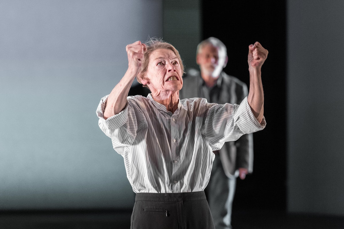 Theatre review: King Lear, The Old Vic