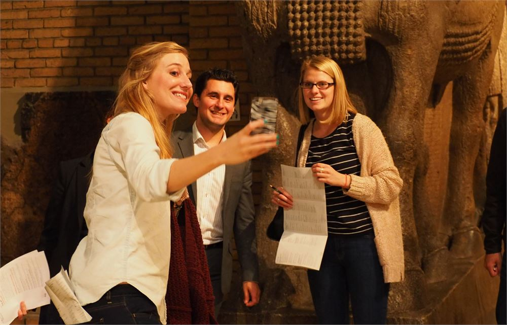 THATMuse launches treasure hunts at the British Museum