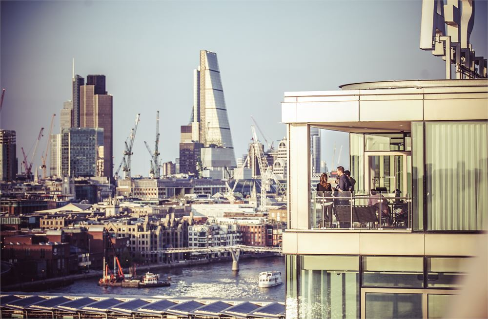 Major event space opens in the Sea Containers building in SE1