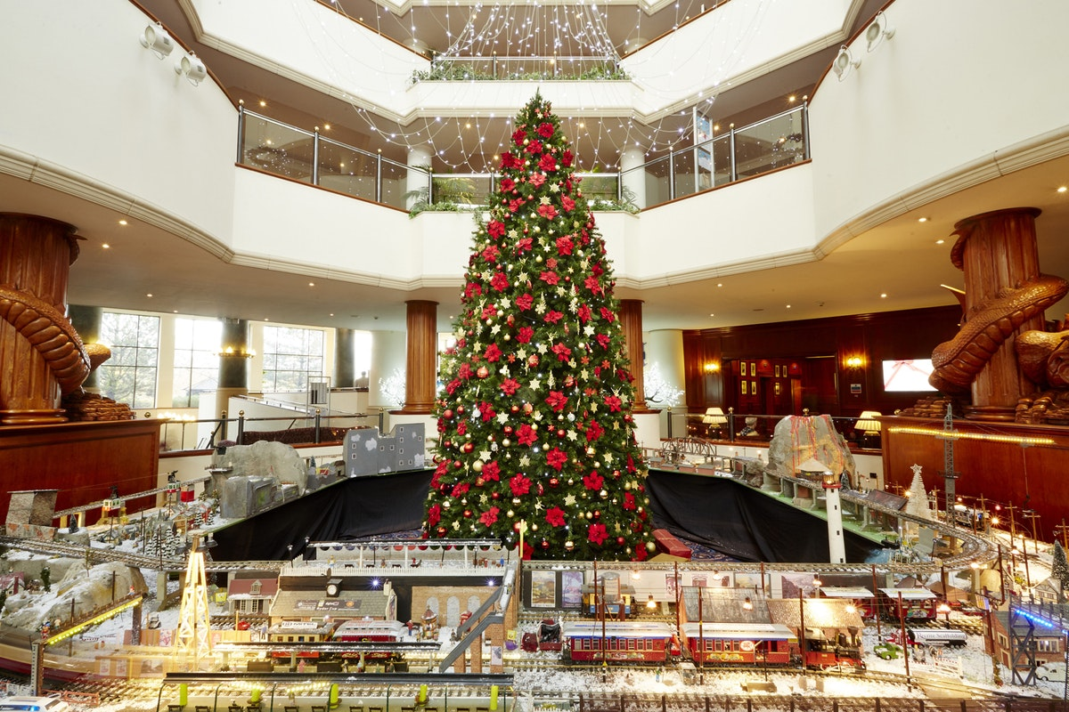 Shared Christmas parties themes announced at Celtic Manor Collection