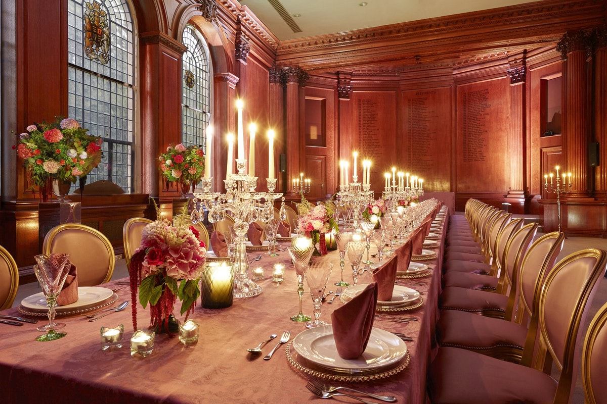 Last few Christmas party dates available at Roux at Parliament Square