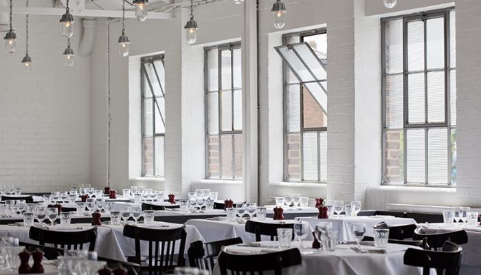 Bistrotheque venue hire london restaurants
