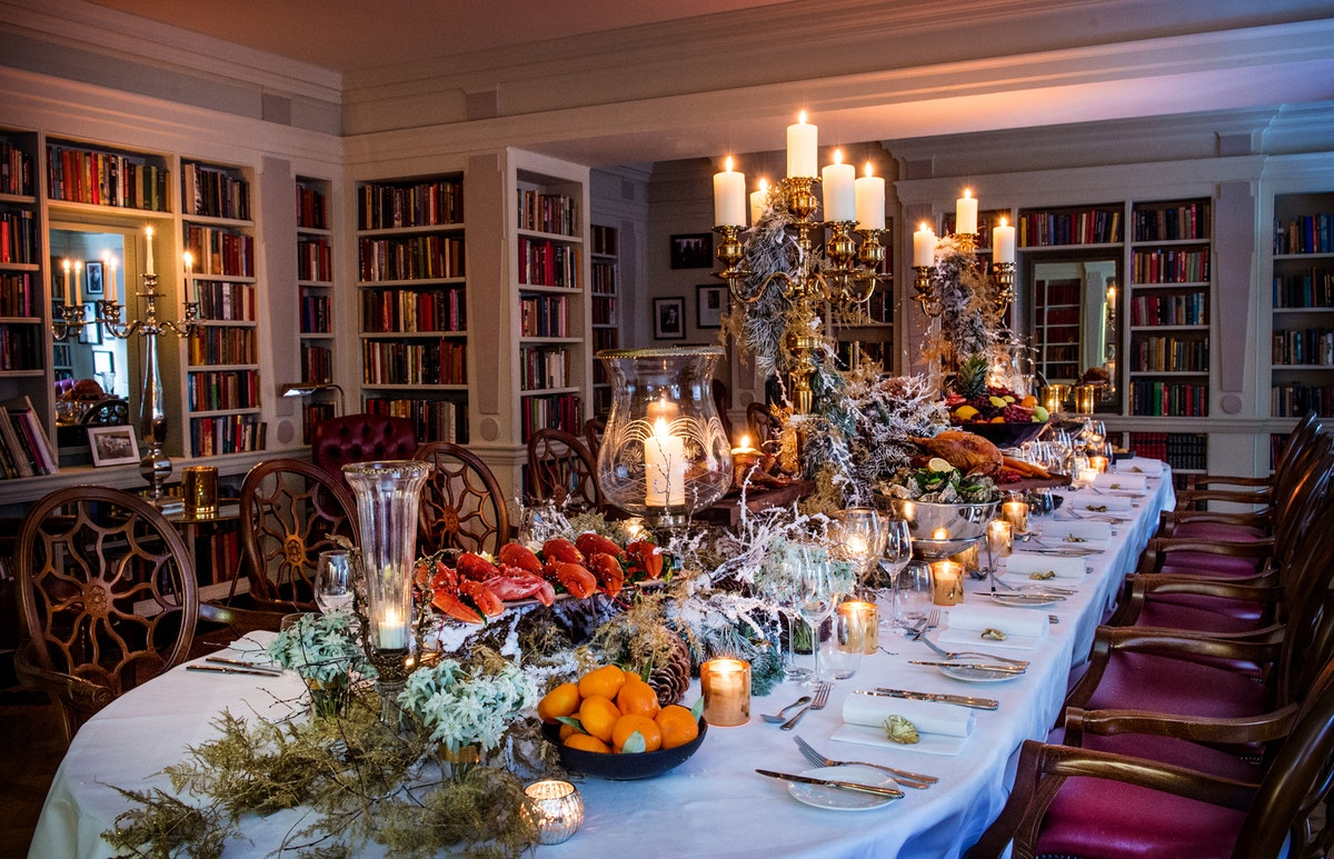 Christmas party menus announced at The Bloomsbury Hotel