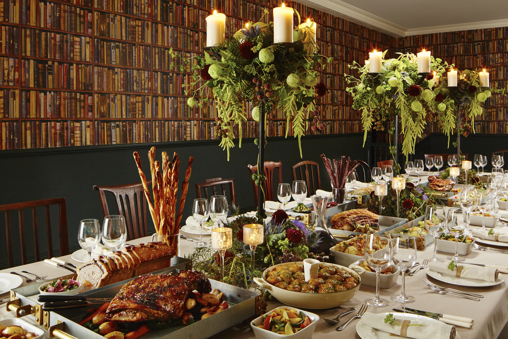 Christmas at Goodwood Hotel venue hire