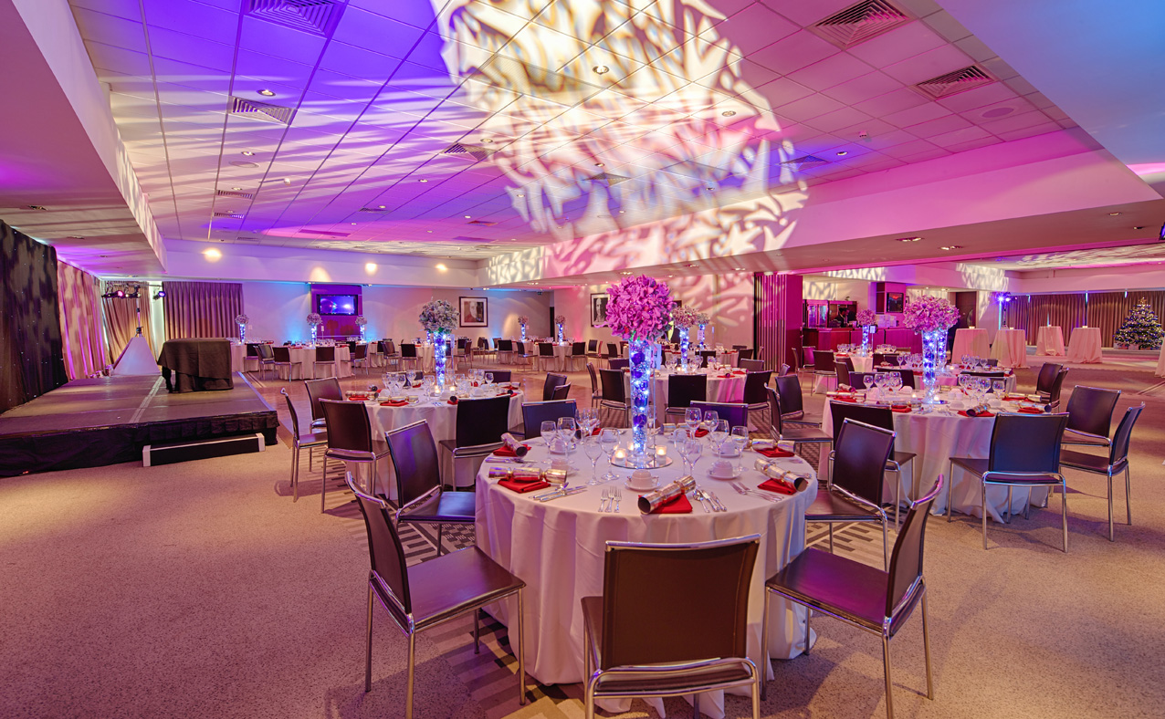 Christmas at Lords Cricket Ground venue hire