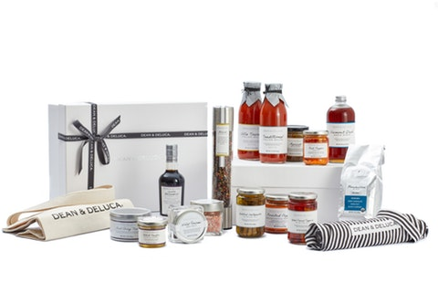 Dean & Deluca corporate gifts now available in Europe