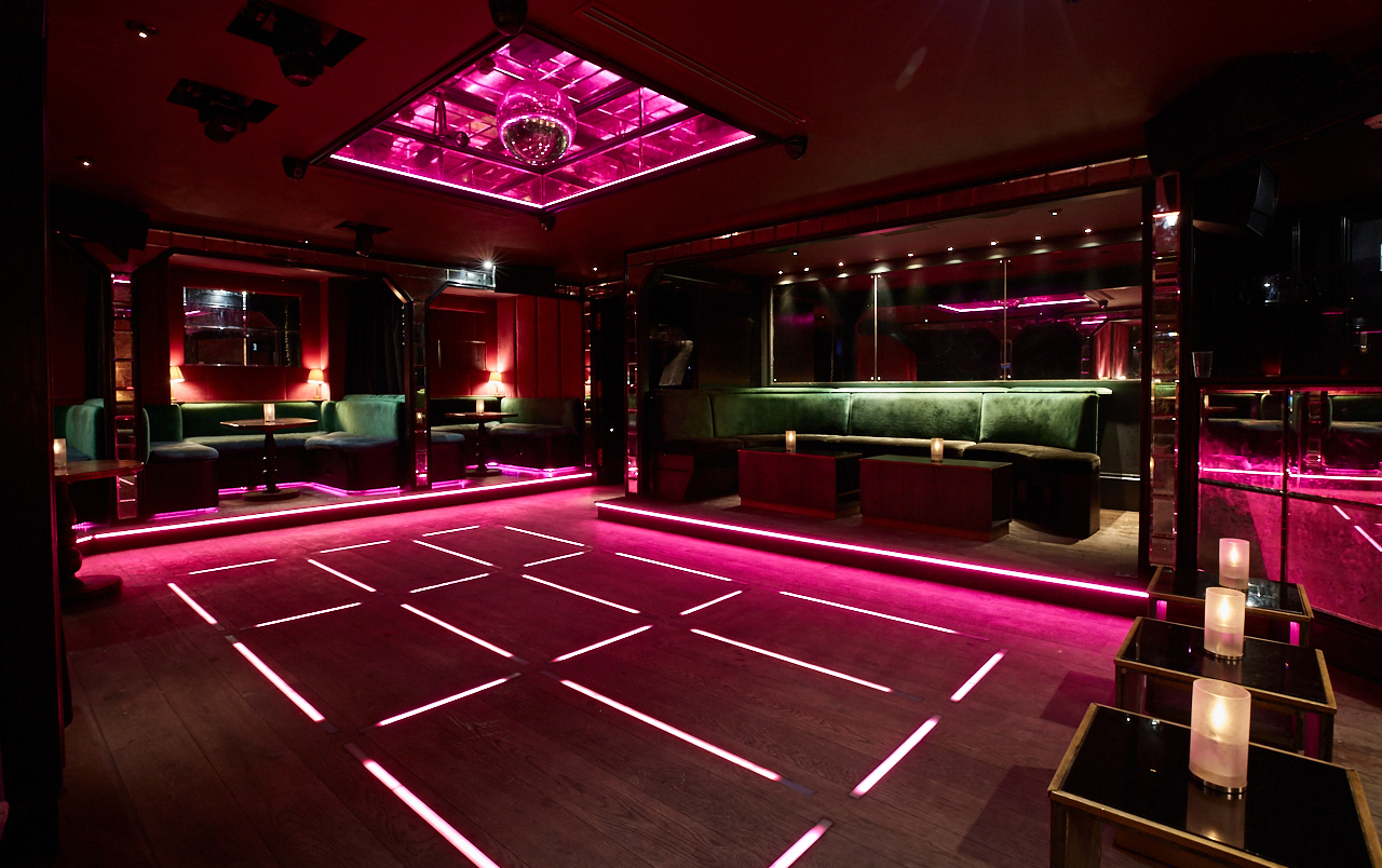 The Scotch of St James london night clubs bars venues private hire events groups dancefloor parties