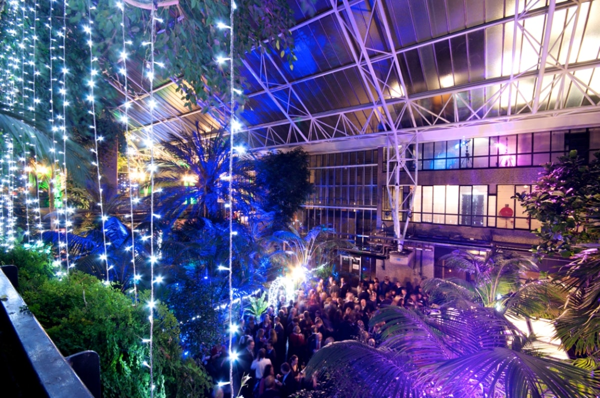Welcome to the jungle (at Barbican) this Christmas