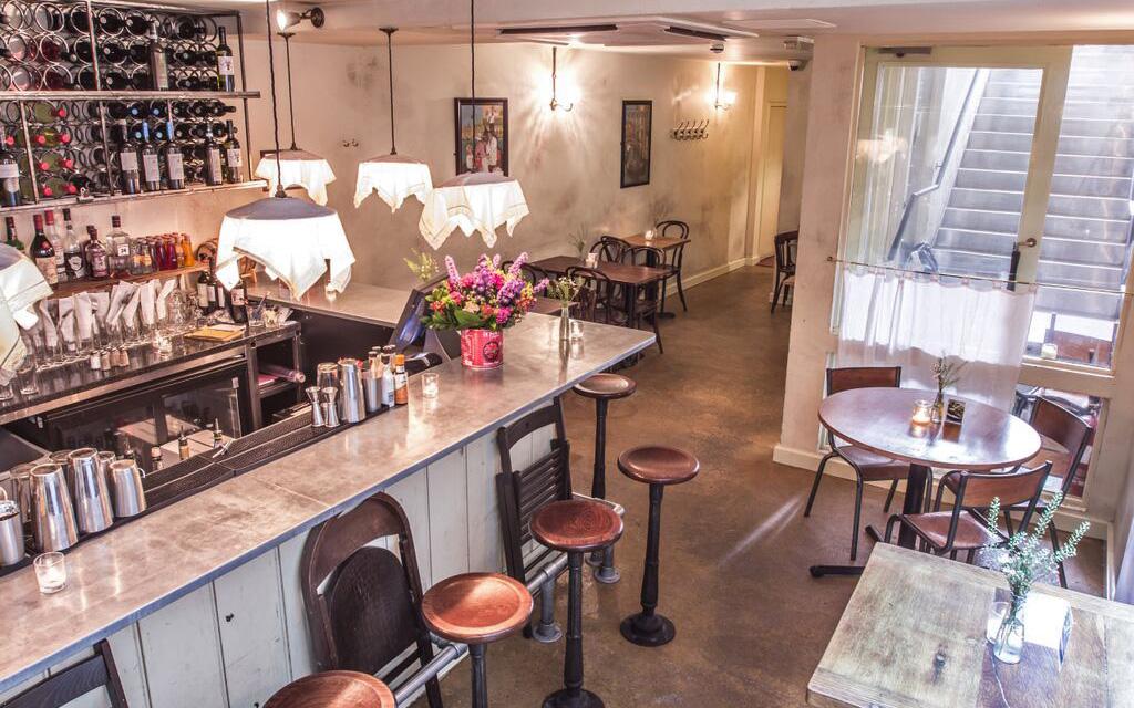 Polpo Covent Garden west end restaurants london uk italian aperol bar