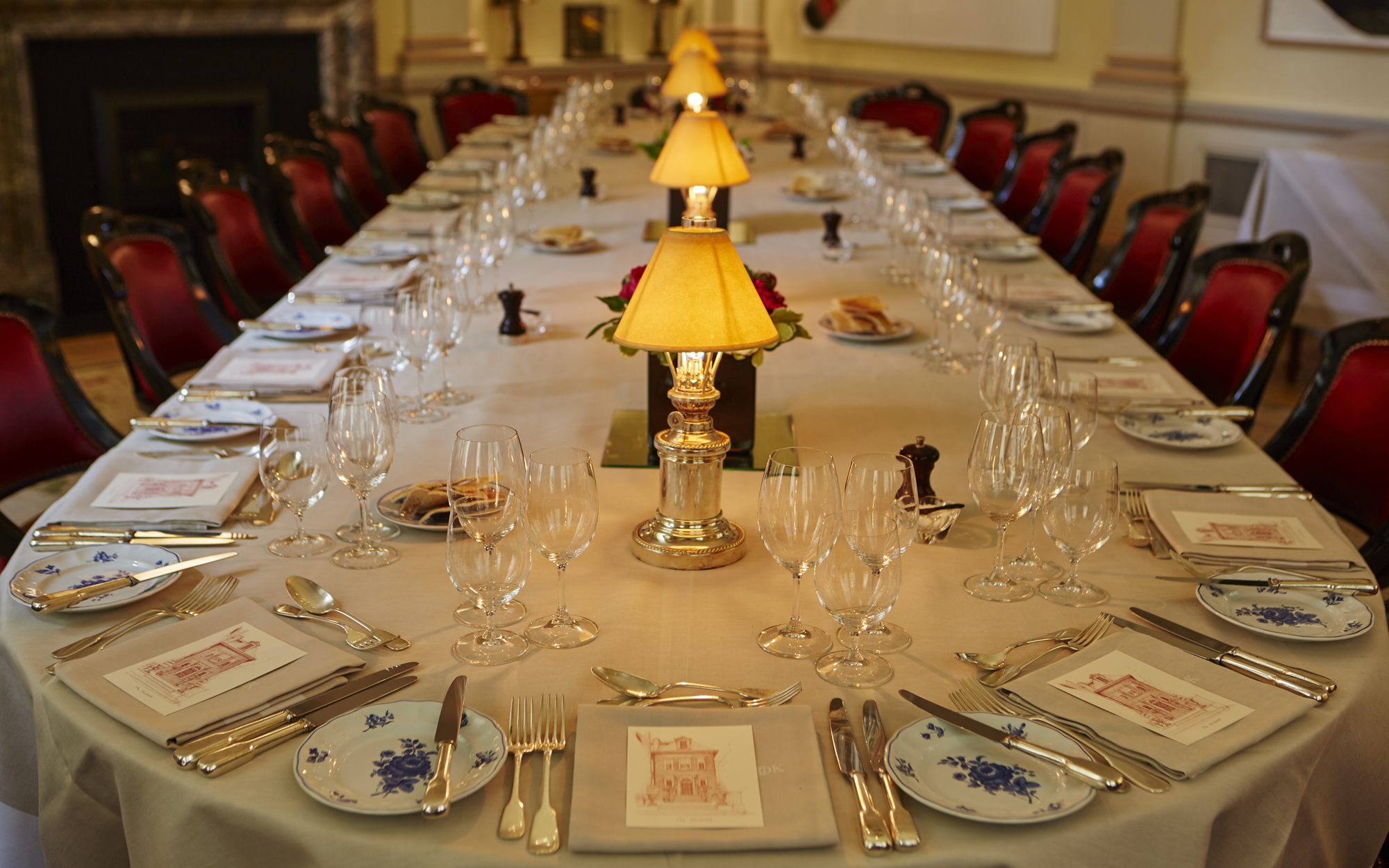 Walbrook Club christmas parties festive season london venues events private hire dining