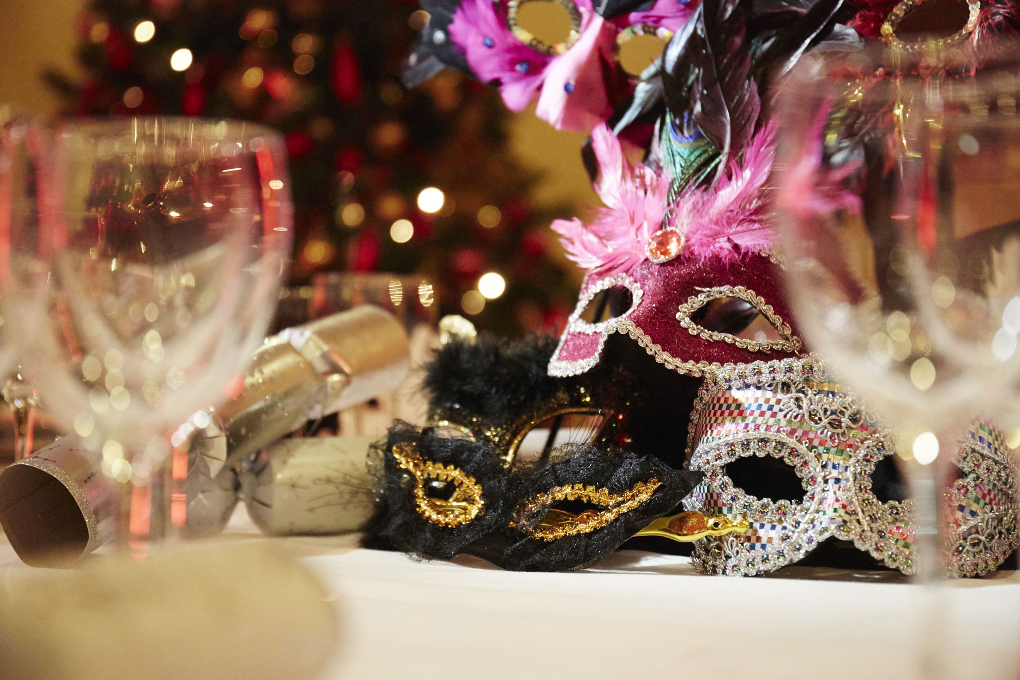 Celtic Manor uk christmas parties private hire venues events masquerade ball