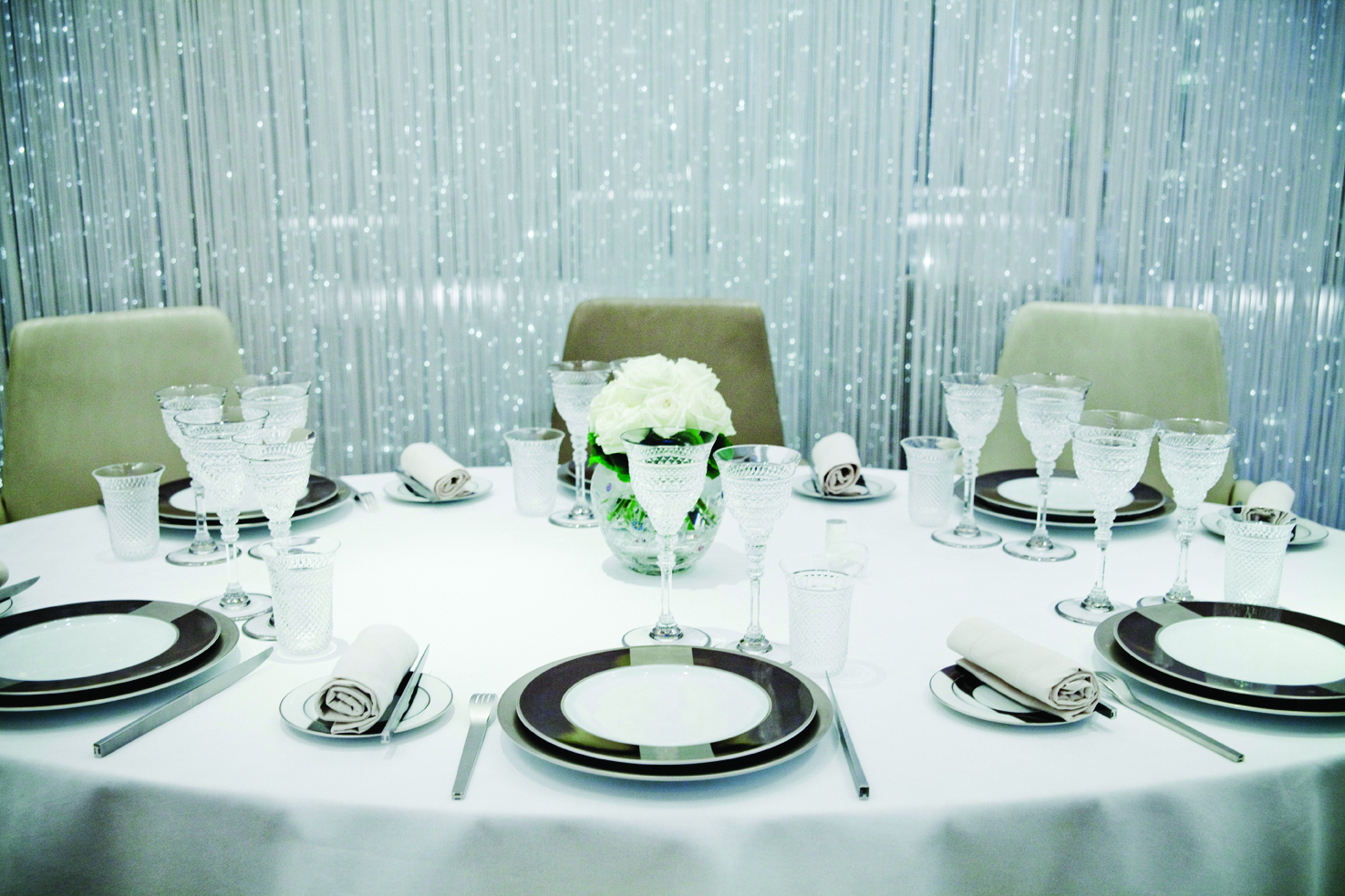 Alain Ducasse at The Dorchester venues events semi private dining