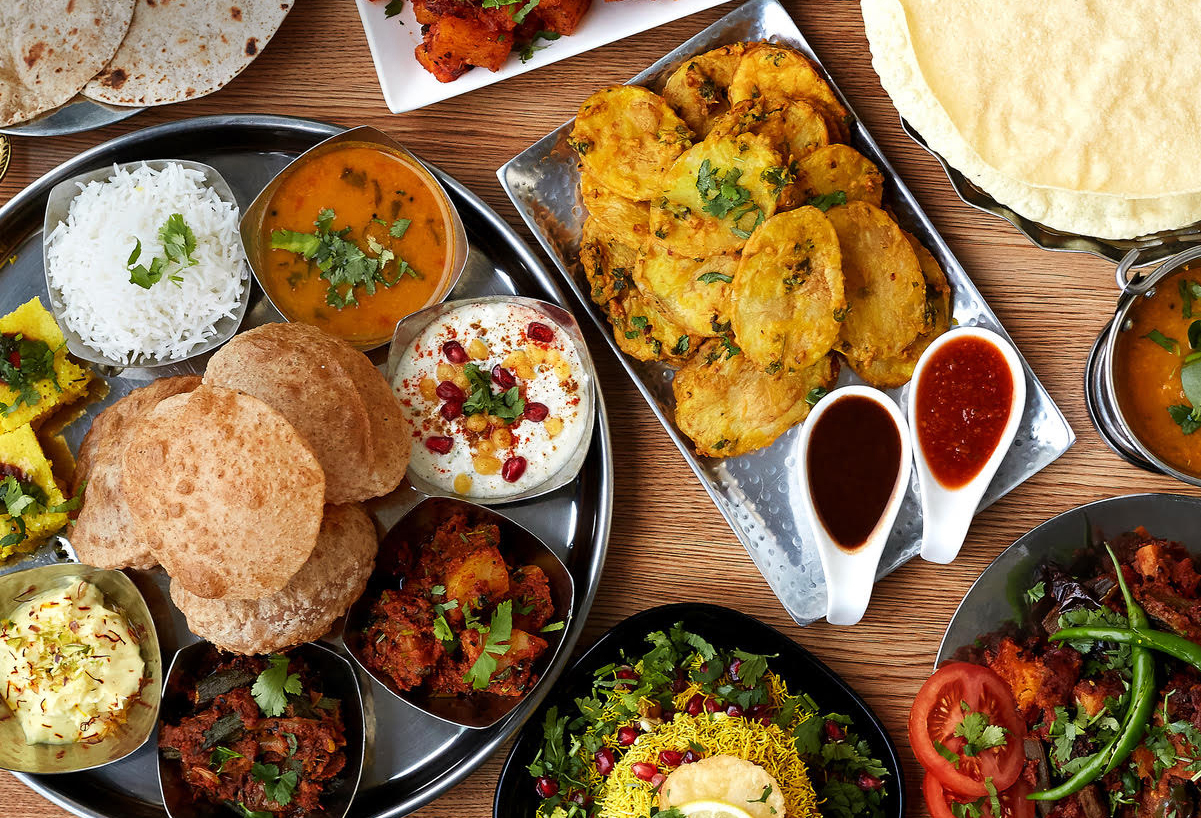 Ashutosh Events and Catering christmas party indian food caterers