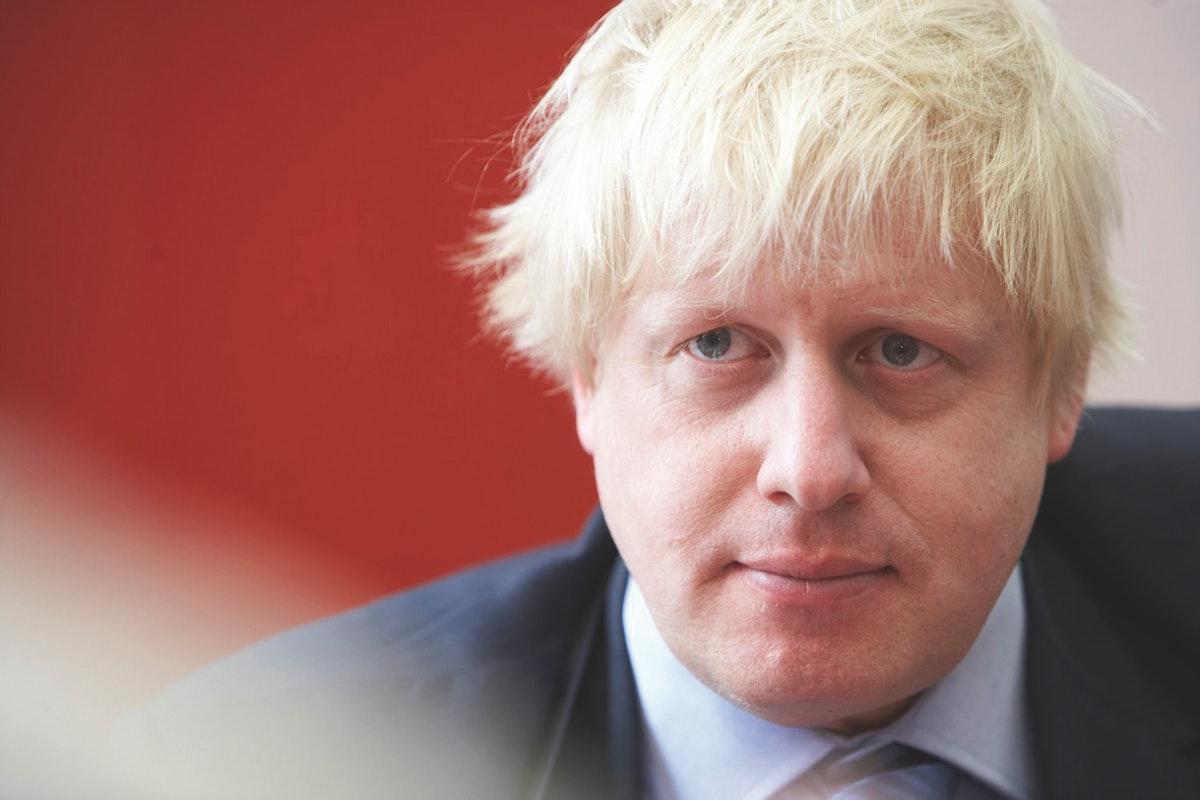 All The Best - Mayor Boris Johnson