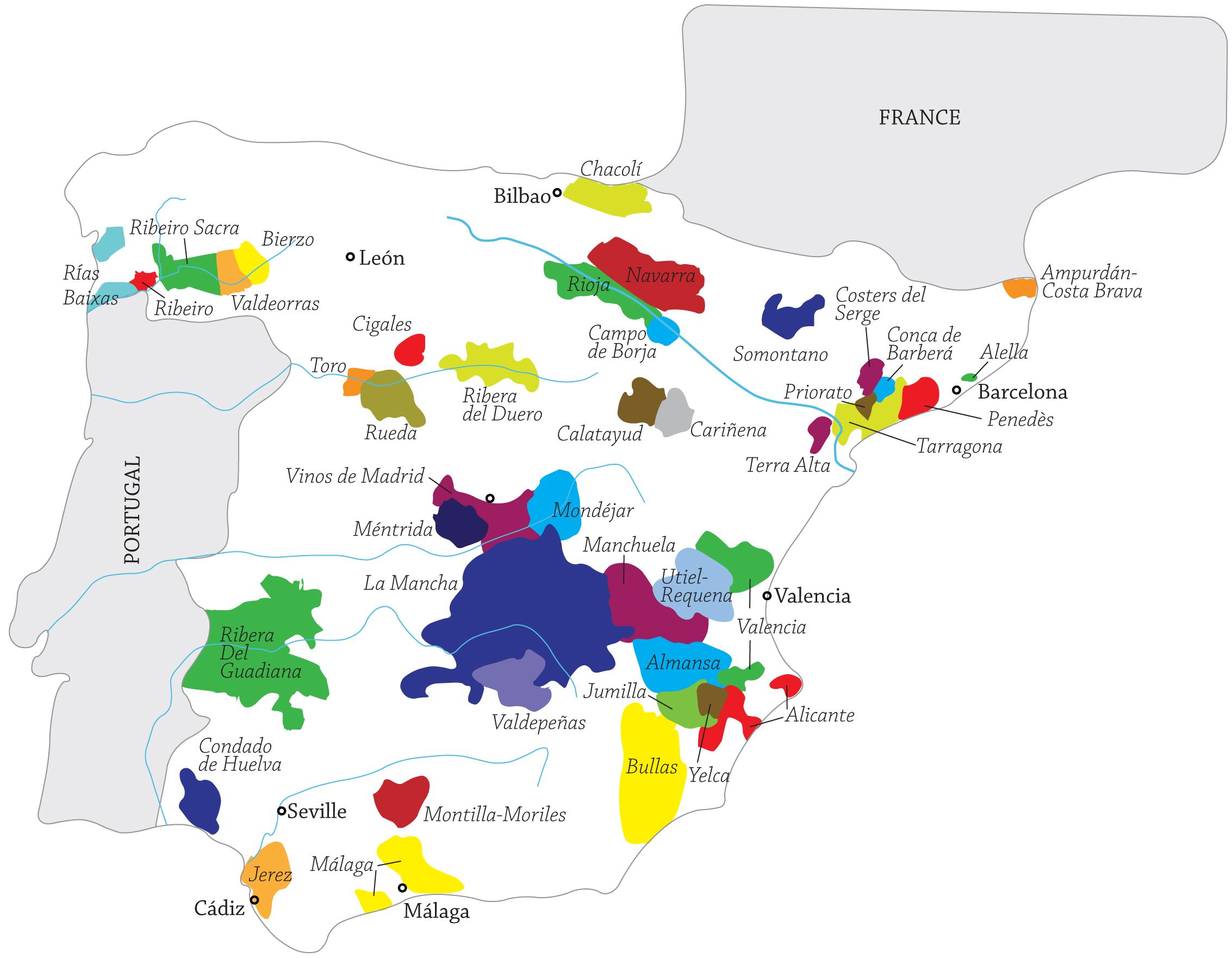Wine Spanish Style Squaremeal