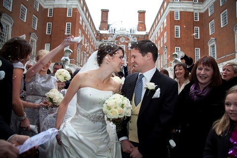 Wedding fair at BMA House