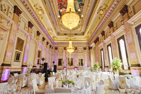 Book your big day at One Great George Street before 31 March and get £1,000 off the total price