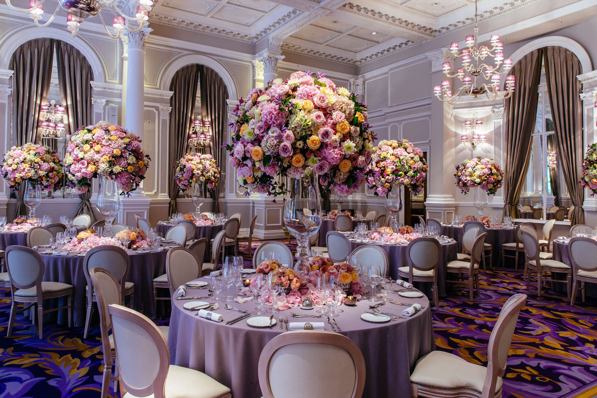 Weddings at Corinthia Hotel London - venue hire