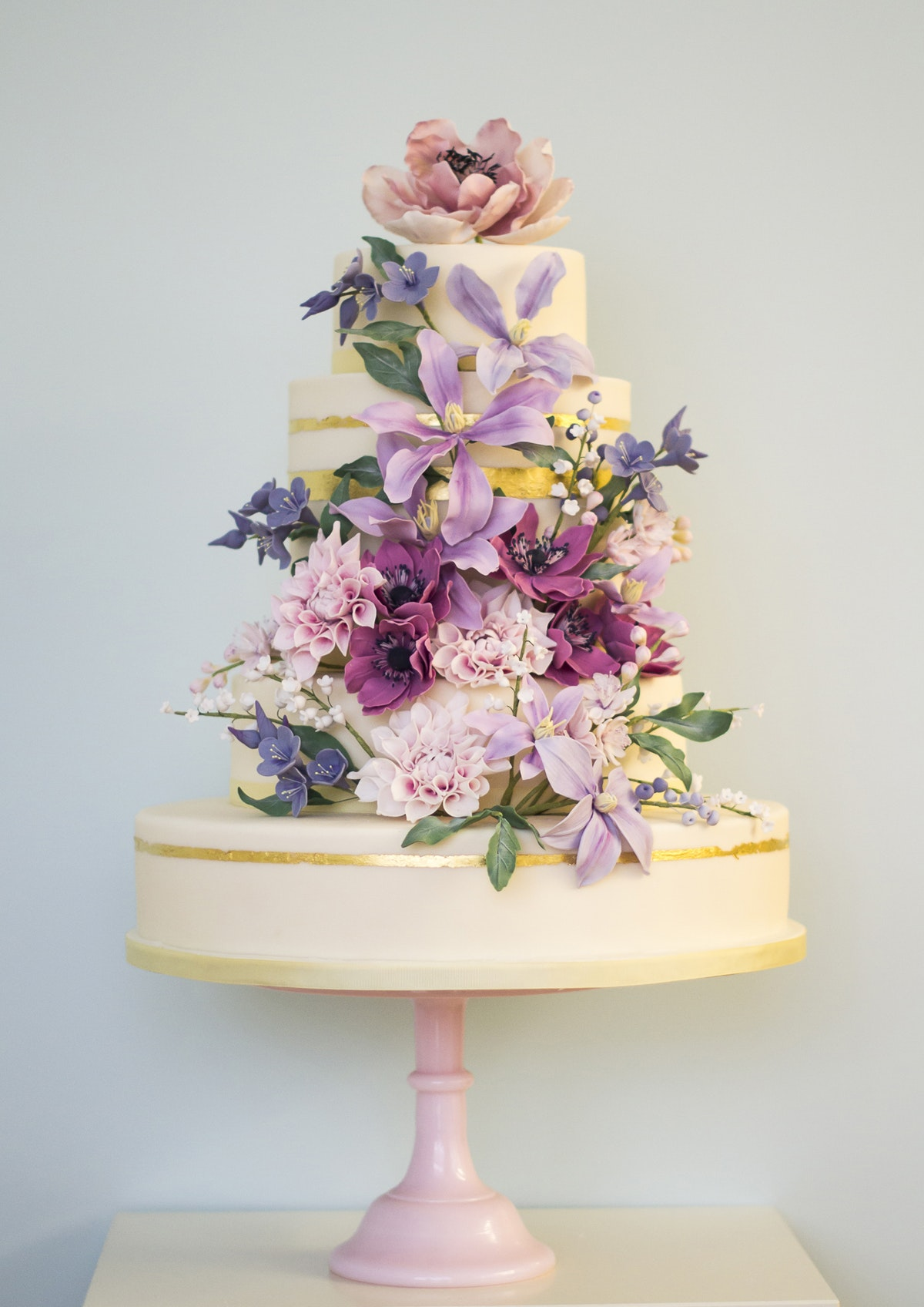 3 ideas for your wedding cake