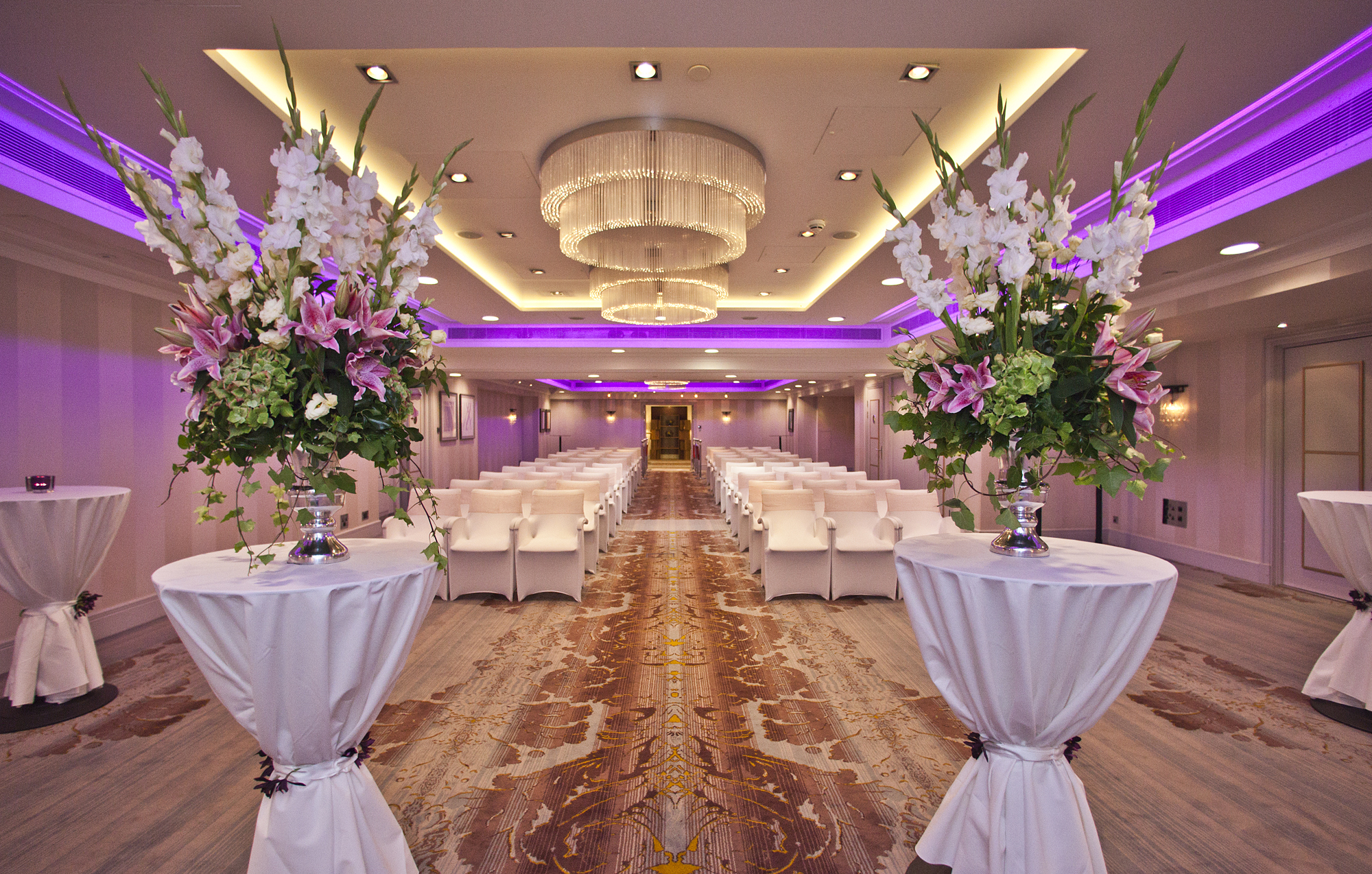 Weddings at Sofitel St James - venue hire